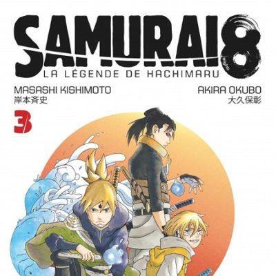 Samurai 8 T3 (20/03/2020)