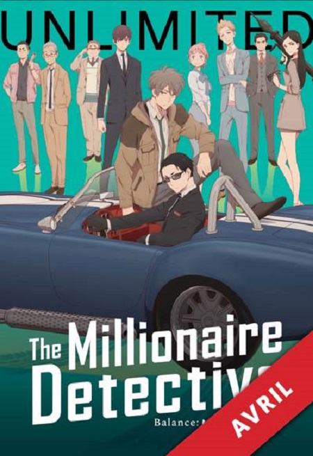 The Millionaire Detective - Balance UNLIMITED