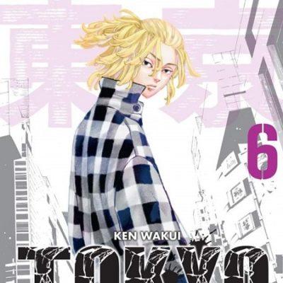 Tokyo Revengers T6