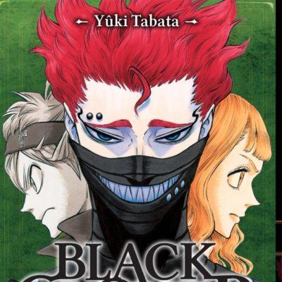 Black Clover T13