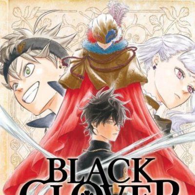 Black Clover T2