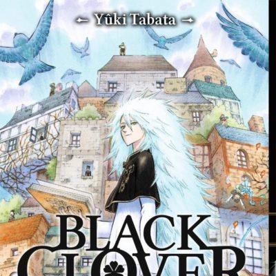 Black Clover T18