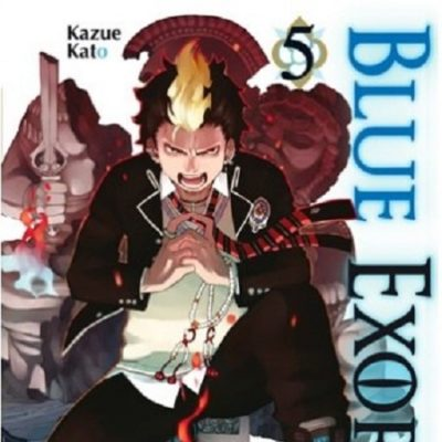 Blue Exorcist T5
