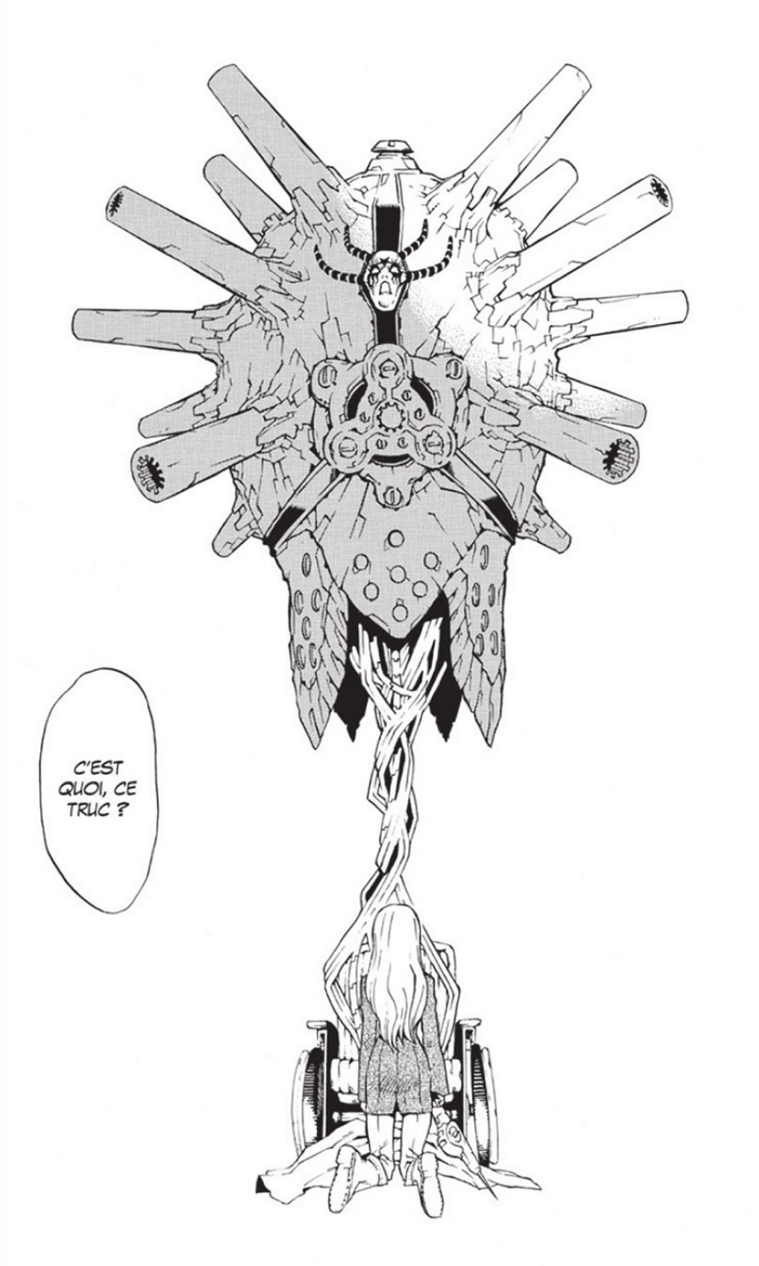 D. Gray-Man Akuma