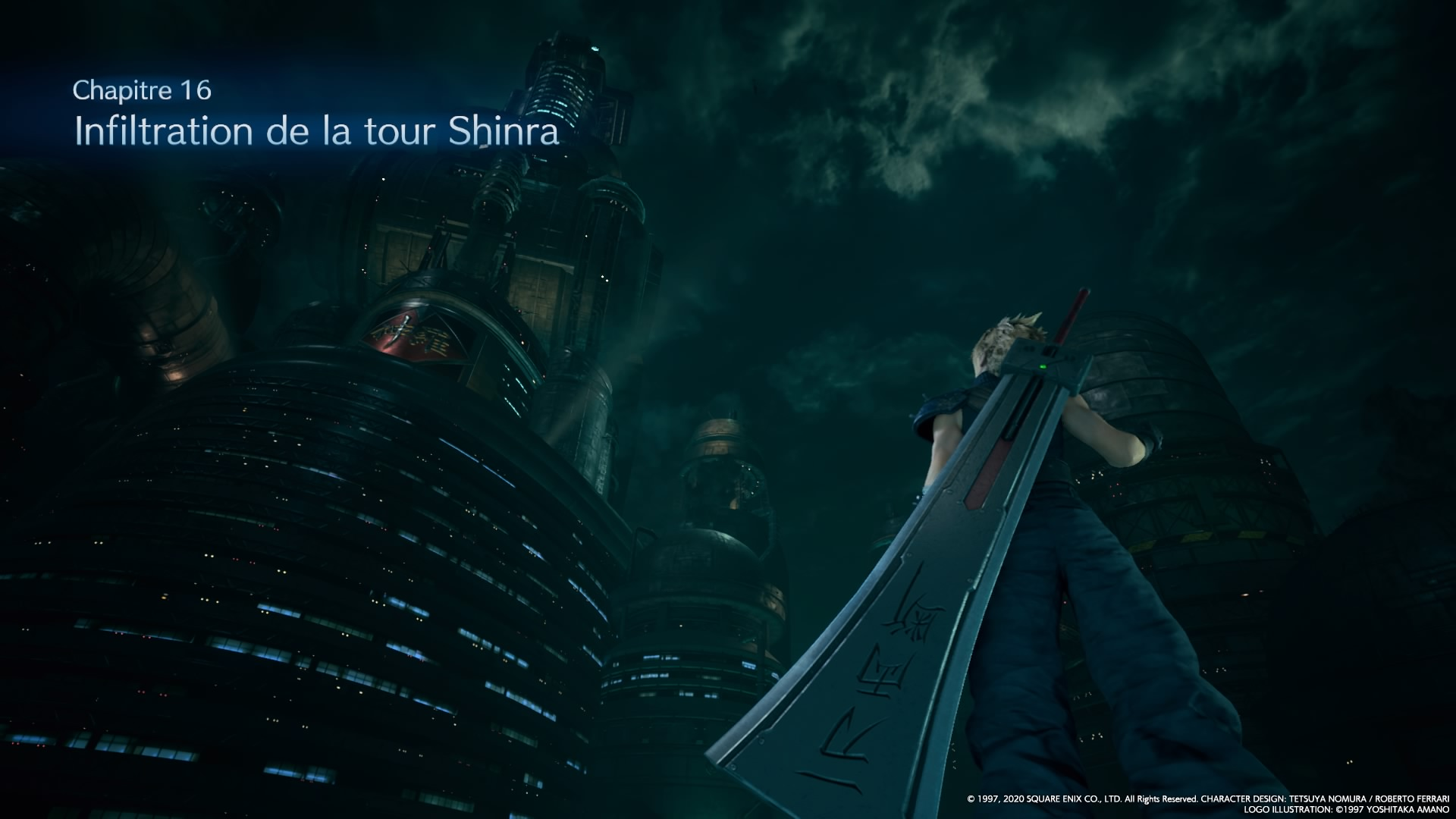 Final Fantasy VII Remake-assaut
