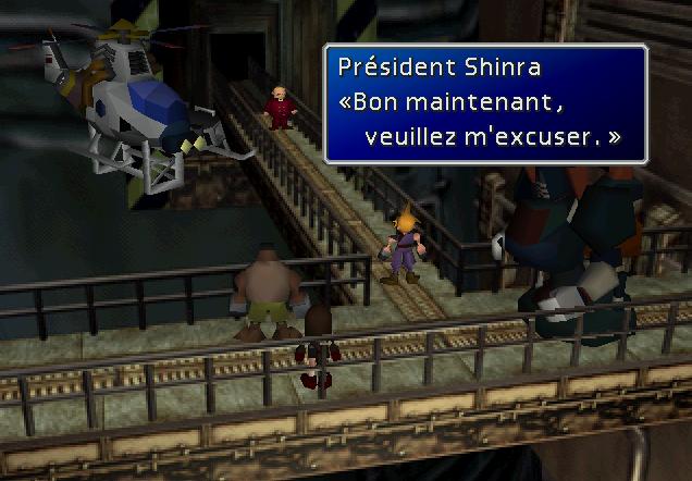 Final Fantasy VII-réacteur