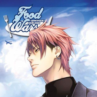 Food Wars T27