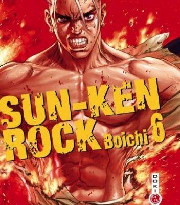 Sun-Ken Rock T6