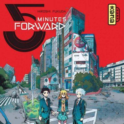 5 Minutes Forward T1 (05/06/2020)