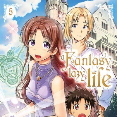 A Fantasy Lazy Life T5