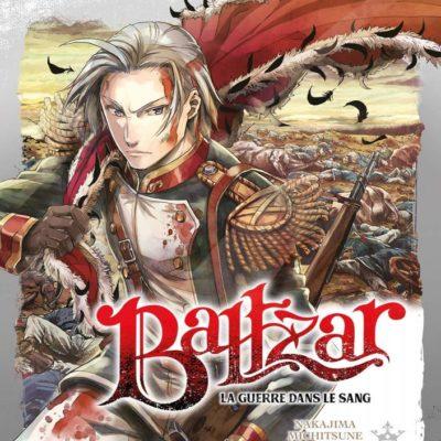 Baltzar - La guerre dans le sang T4