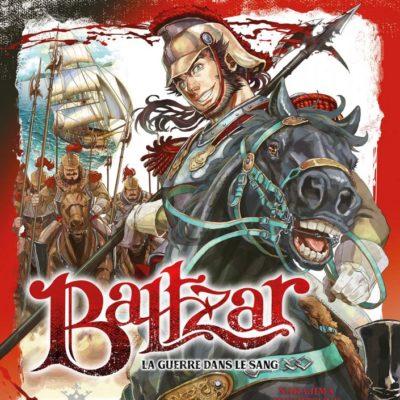 Baltzar - La guerre dans le sang T5 (27/05/20)