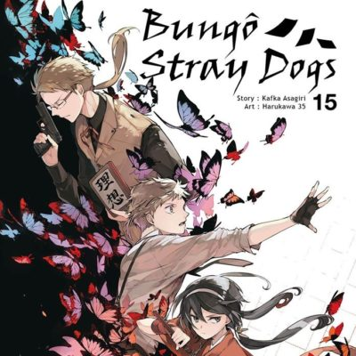 Bungô Stray Dogs T15 (05/06/2020)