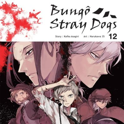 Bungo Stray Dogs T12