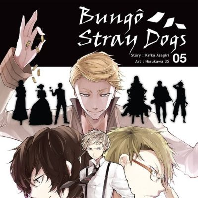 Bungo Stray Dogs T5