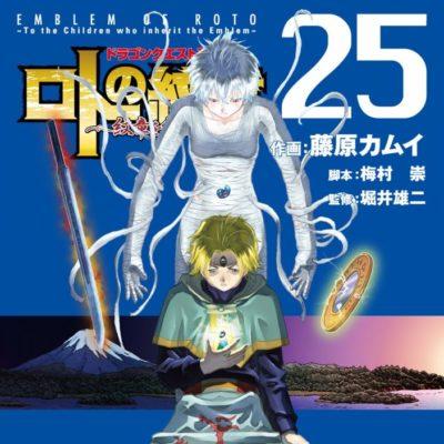 Dragon Quest - Les Héritiers de l'Emblème T25
