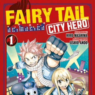 Fairy Tail - City Hero T1 (03/06/2020)