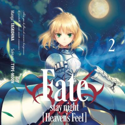 Fate/Stay night [Heaven's Feel] T2