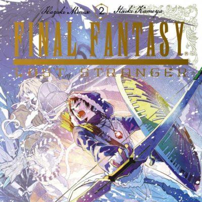 Final Fantasy Lost Stranger T2
