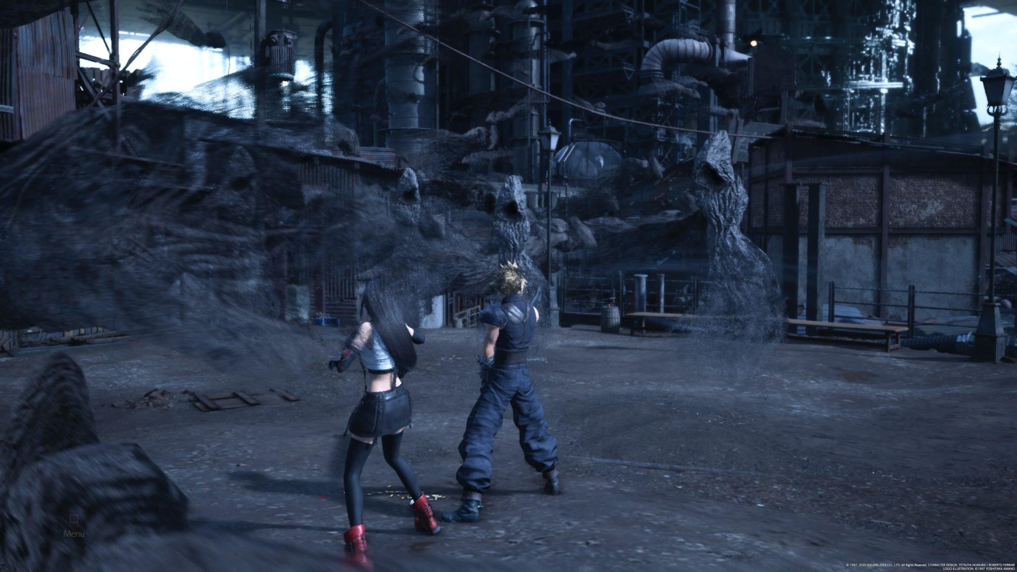 Final Fantasy VII Remake Fileurs