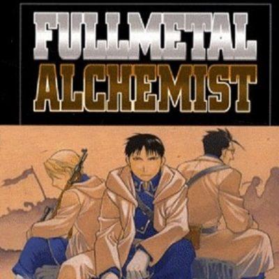 Full Metal Alchemist T15