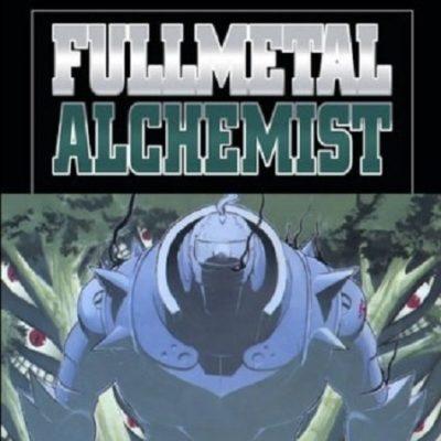 Full Metal Alchemist T21