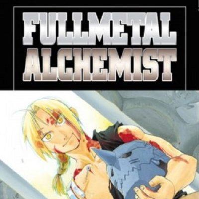 Full Metal Alchemist T27