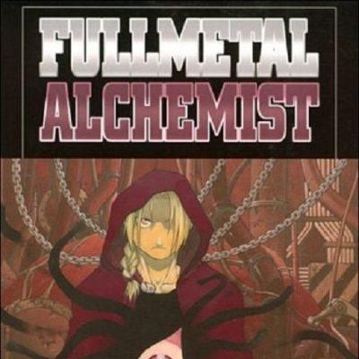 Full Metal Alchemist T13