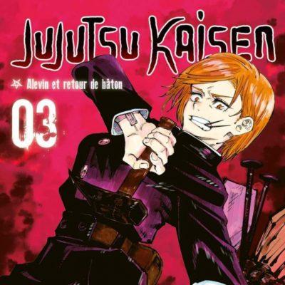 Jujutsu Kaisen T3 (04/06/2020)
