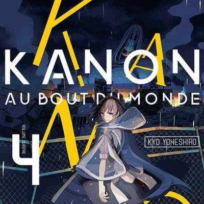 Kanon - Au bout du monde T4 (04/06/2020)