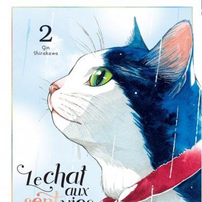 Le chat aux sept vies T2