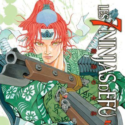 Les 7 ninjas d'Efu T5 (27/05/20)