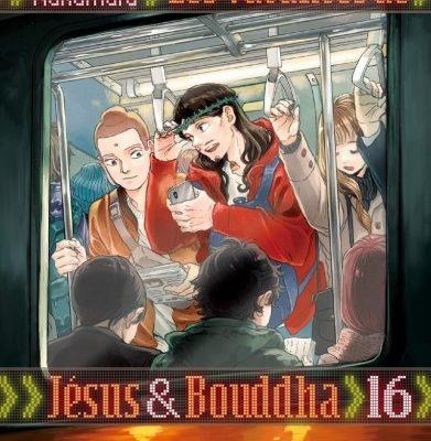 Les vacances de Jésus & Bouddha T16 (28/05/20)