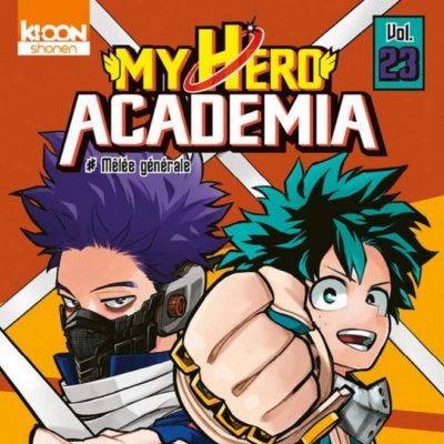 My Hero Academia T23 (04/06/2020)