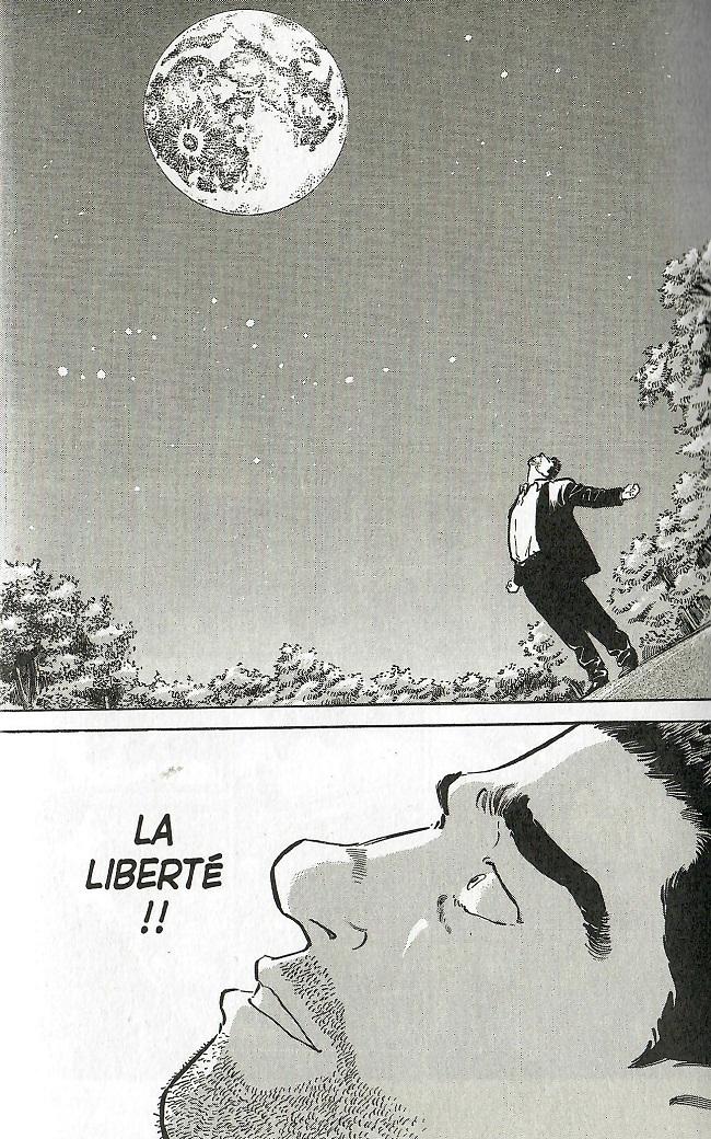 Old Boy-liberté