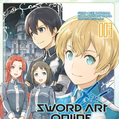 Sword Art Online Project Alicization T3 (05/06/2020)