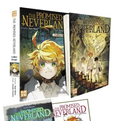The Promised Neverland Collector T13 (27/05/20)