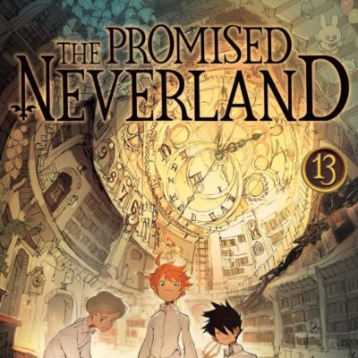 The Promised Neverland T13 (27/05/20)