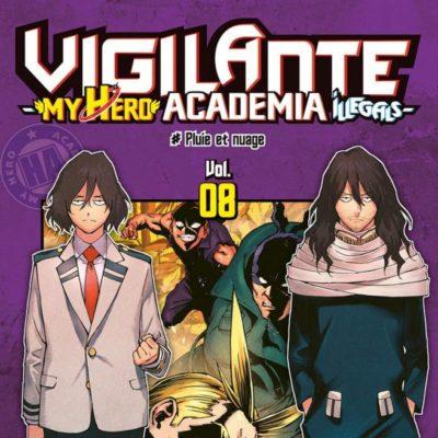 Vigilante - My Hero Academia Illegals T8 (28/05/20)