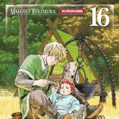 Vinland Saga T16