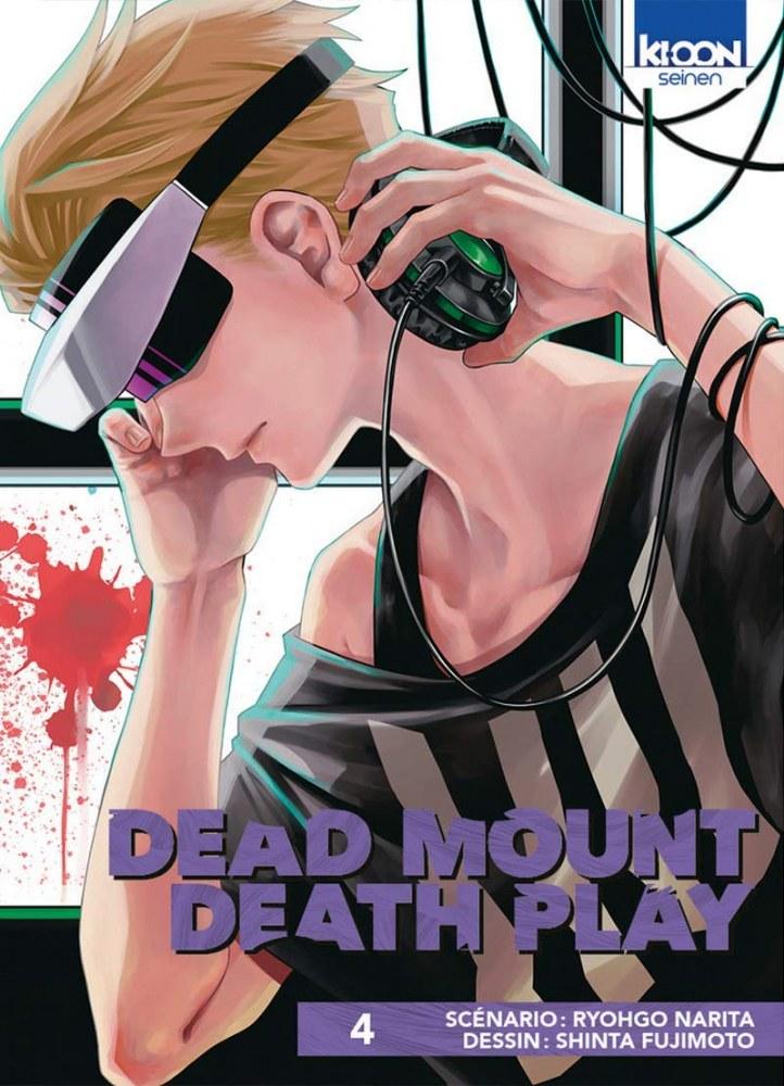 Dead Mount Death Play-Ki-oon