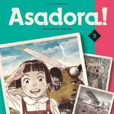 Asadora ! T2