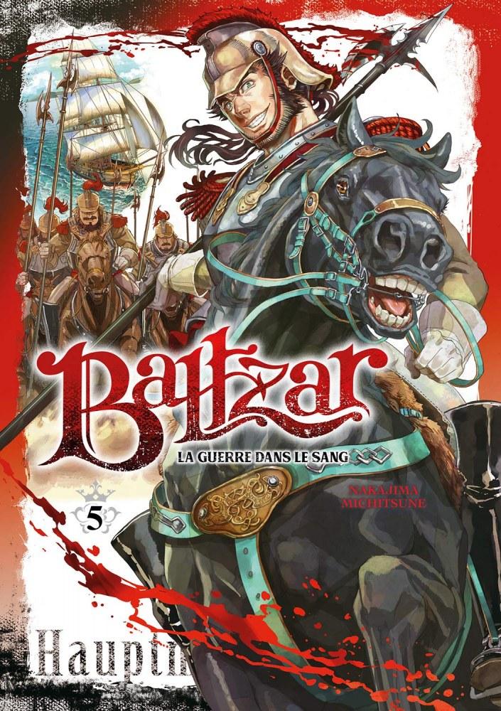 Baltzar - La guerre dans le sang Vol. 5-Meian