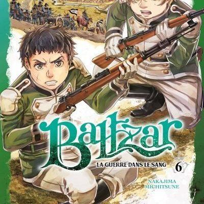 Baltzar - La guerre dans le sang T6