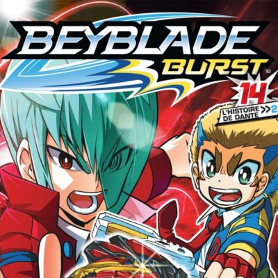Beyblade Burst T14 (17/06/2020)
