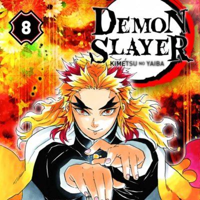 Demon Slayer T8 (17/06/2020)
