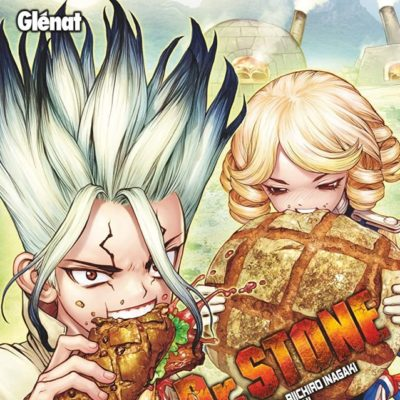 Dr. STONE T11 (01/07/2020)