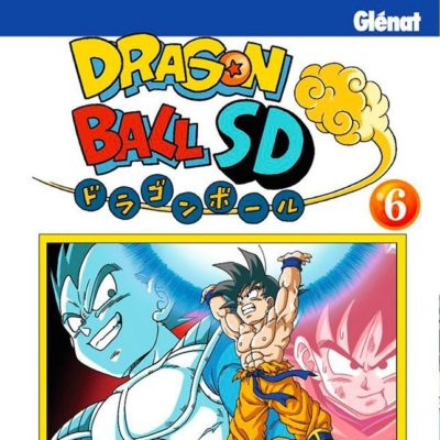 Dragon Ball SD T6 (01/07/2020)