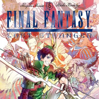 Final Fantasy Lost Stranger T5