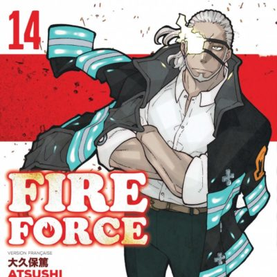 Fire Force T14 (12/06/2020)
